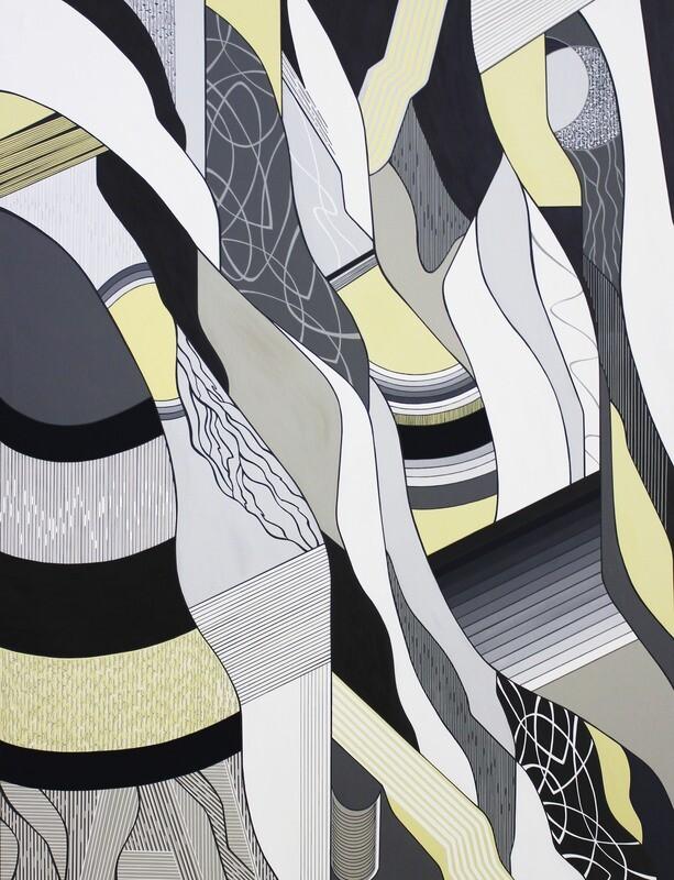 David Hocko, Dynamic Shapes, 2018