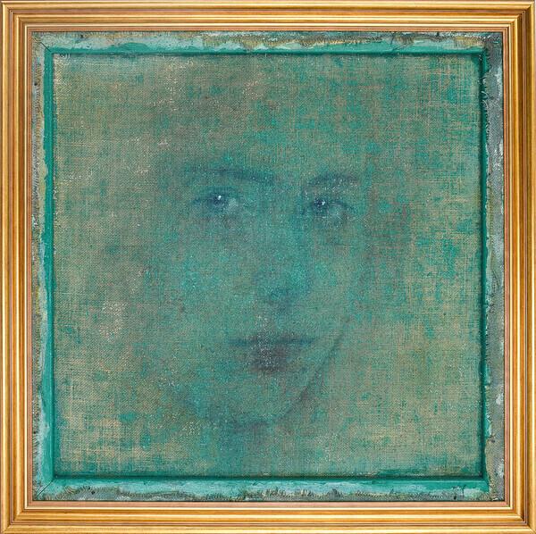 Piotr Trusik, Portret pamięciowy, 2021