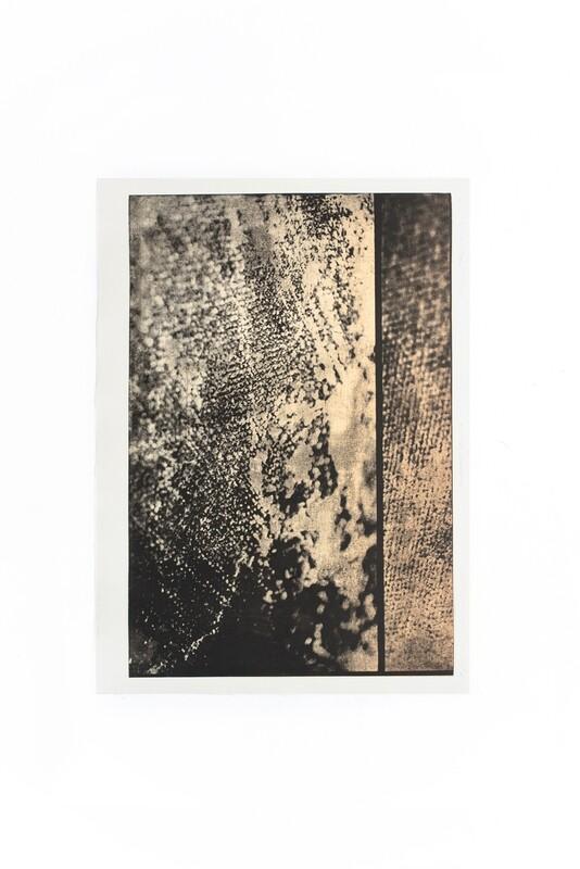 Marlena Biczak, Zakończenie (z cyklu Półmrok), 2020