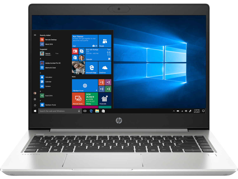 "HP ProBook 440 G7 - Notebook - Intel Core i5-10210U de 1.60 GHz hasta 4.20 GHz Turbo Boost - 8GB RAM - 1 TB Disco 7200 rpm - Pantalla 14"""