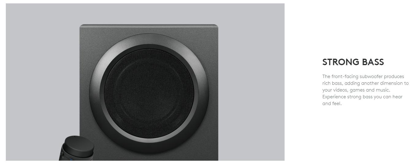 Logitech Sistema de Audio Bluetooth Z337