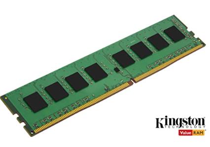 8GB Dimm de Memoria RAM para  PC / computadora de escrito -marca Kingston - DDR4 - 2666  Mhz