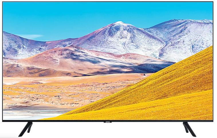 "Samsung - 43"" TU8000 Crystal UHD 4K Smart TV 2020"