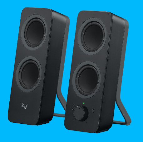 Logitech Audio Z207 - Bluetooth Computer Speakers