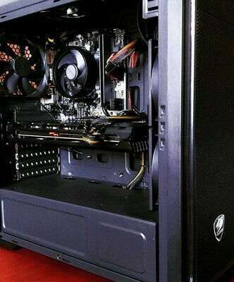 ODIN 5 - Ryzen 5 3600  - RX5700/RTX2060  - 16GB RAM 3200 Mhz - NVMe SSD 512GB (3,500 MB/S)