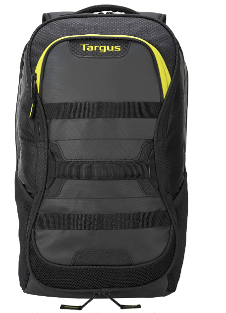 "Targus Work+Play para Fitness y portátiles de hasta 15.6"" - Negra"