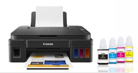 Canon PIXMA G2110 Impresora con Tanques de Tinta Integrados de Fácil Recarga