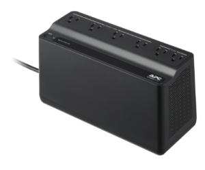 APC Back-UPS -  6 tomas 425 VA, 120 V