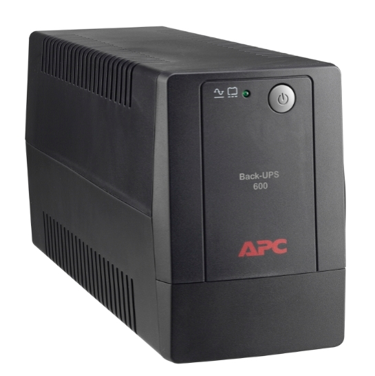 APC Back-UPS - 600 VA, 120V