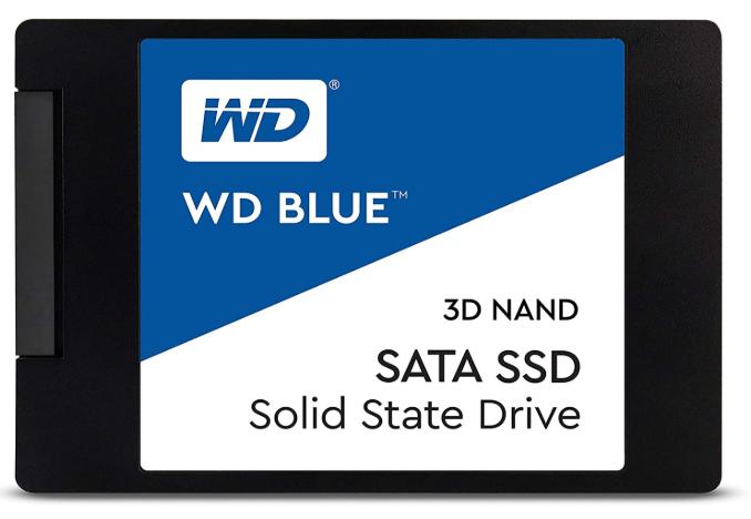 "Disco de Estado Sólido Western Digital Blue 3D NAND 1500 GB Internal - SATA III 6 Gb/s - 2.5""/7mm - Up to 560 MB/s para Notebooks y PCs"