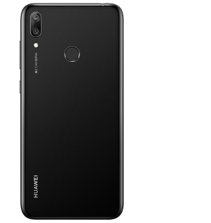 Huawei Y7 2019 - Desbloqueado -Negro (Midnight Black) - DUAL SIM