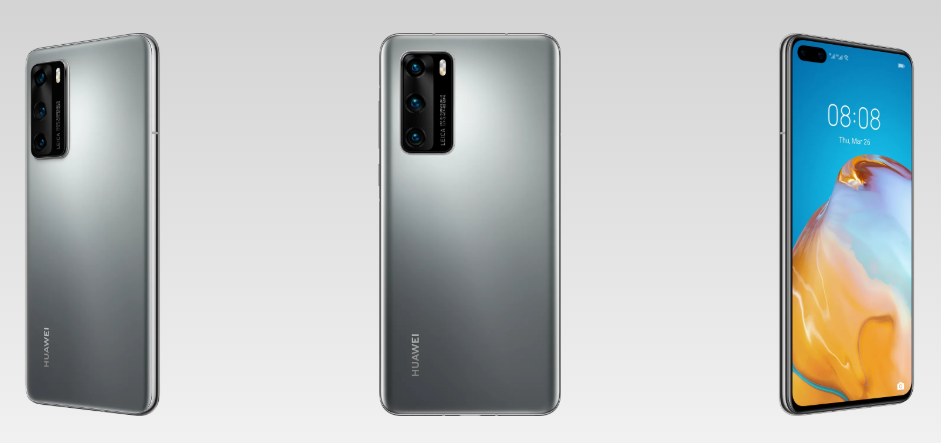 Huawei P40 - Desbloqueado - Gris - DUAL SIM