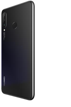 Huawei P30 Lite - Desbloqueado - Midnight Black -  DUAL SIM