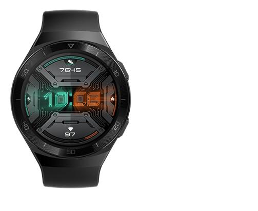 Huawei - GT2 e - Smart watch - Resistente al Agua - Graphite black