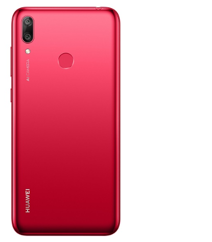 Huawei Y7 2019 - Desbloqueado -Rojo - DUAL SIM