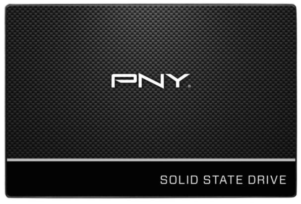 """Disco de Estado Sólido SSD para Notebook o PC - PNY 2.5"""" SATA III - 1TB"""