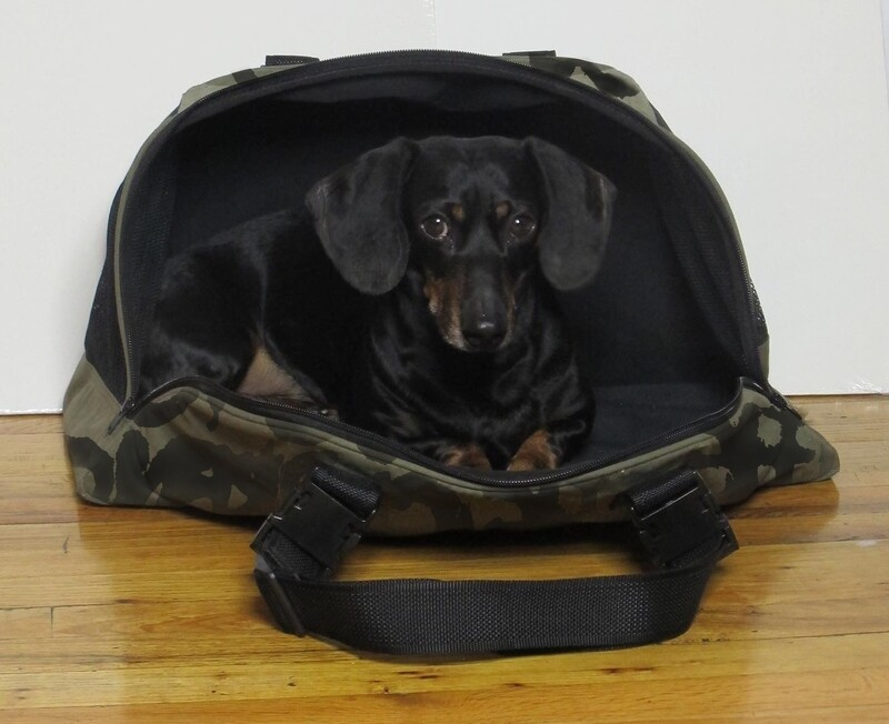 TotePet™ Fold-Able Grafitti Carrier