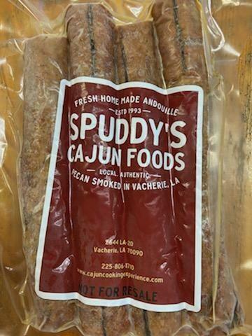 7 Pounds of Smoked Sausage