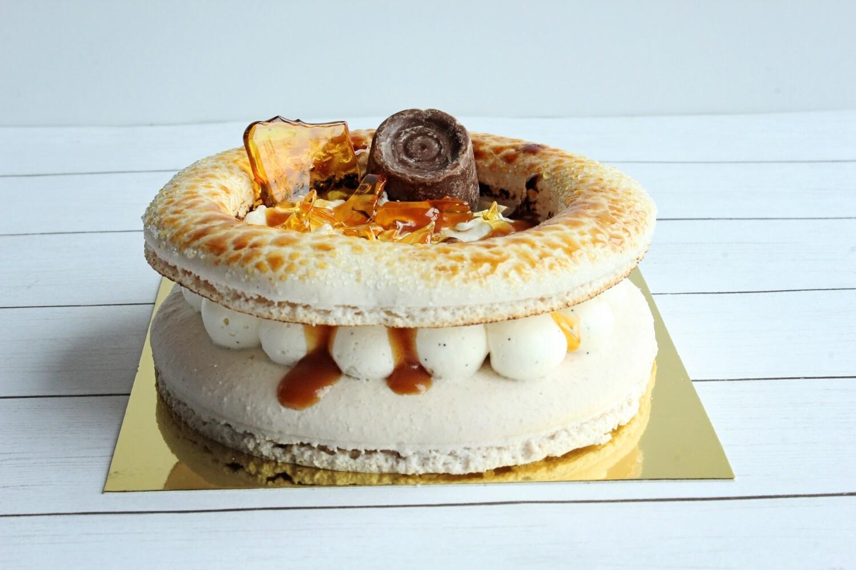 """4"""" Macaron Tart"""
