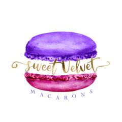 Sweet Velvet Macarons Gift card