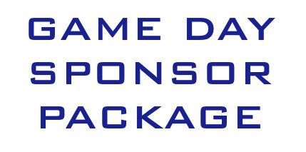 GAME DAY SPONSOR PACKAGE
