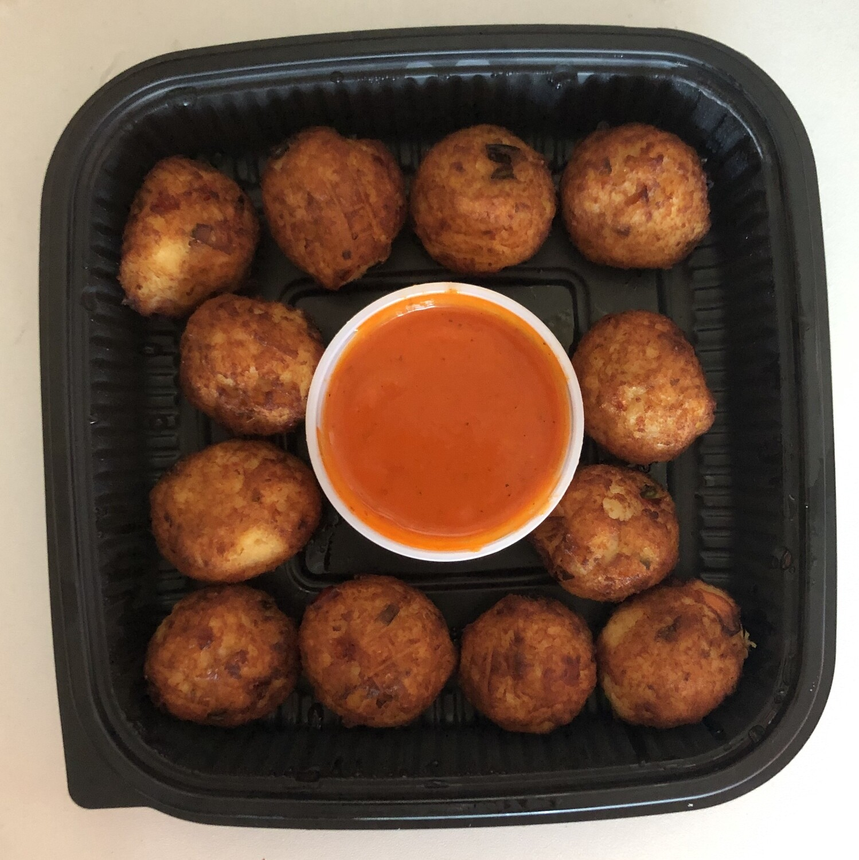 Appetizing Fish Bites : KRABCAKES (THXG) |   1 dozen   | Sauce sold separately