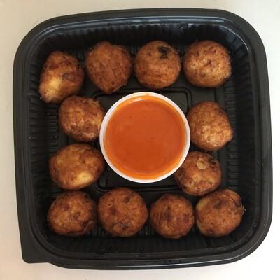 A la Karte MINI KRABCAKES  |   1 dozen   | Sauce sold separately