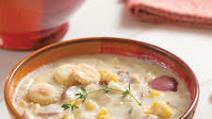 Summer Fish Corn Chowder      |   Freshly Frozen   |   DF   |  GF