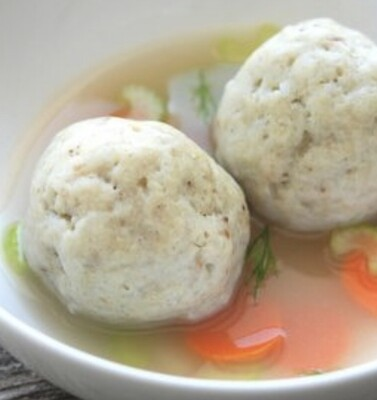 MATZO BALLS   |   4 units per pack