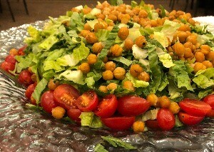Salad : SIGNATURE CAESAR  | 4-5 side servings   |   GF  |  DF