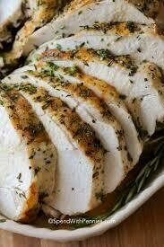 POULTRY : SLICED ROASTED TURKEY BREAST  - sold by the pound Each pound feeds 2