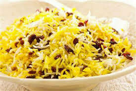 SIDES: PERSIAN RICE  |   8