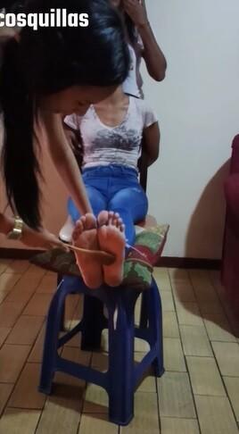 Carolina tickle and bastinado chair FF/F