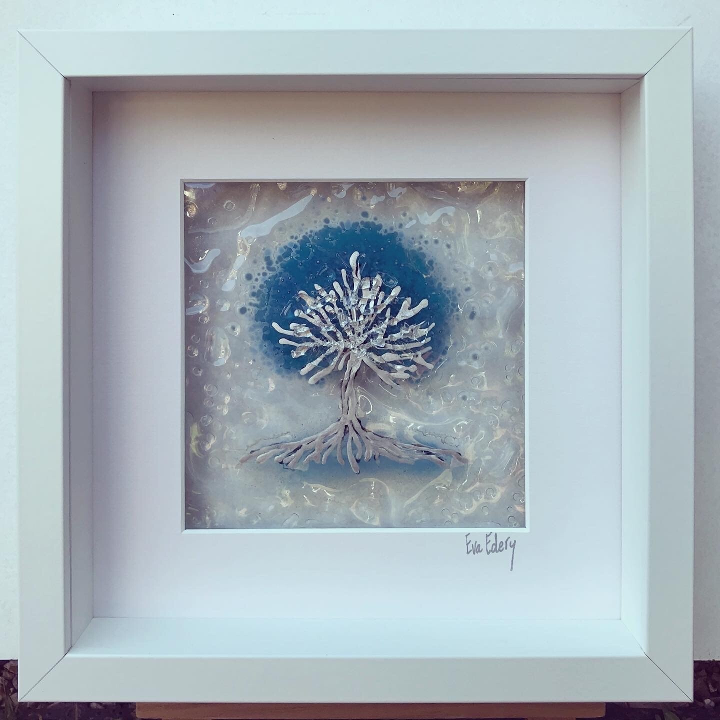 Tree of Life in Turquoise