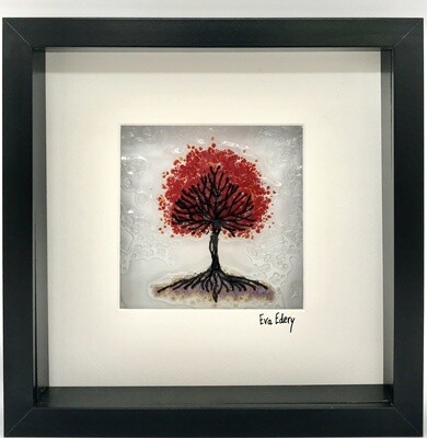 Tree of Life in Red