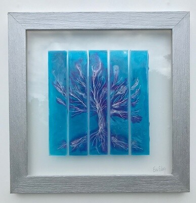Tree of Life- Pentaptych