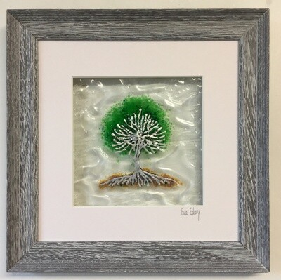 Tree of Life in Green