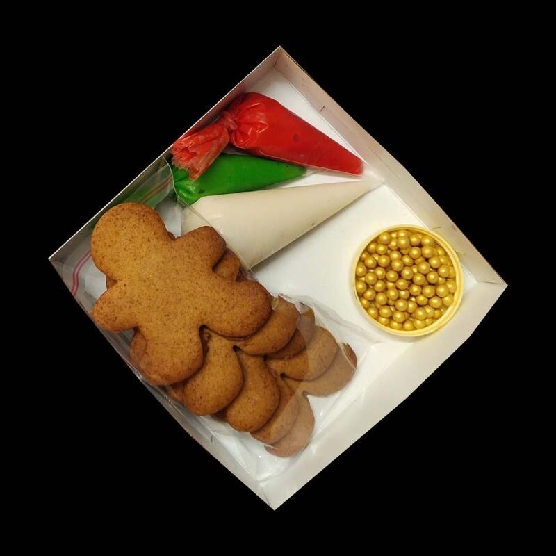 DIY Cookie decoration kit