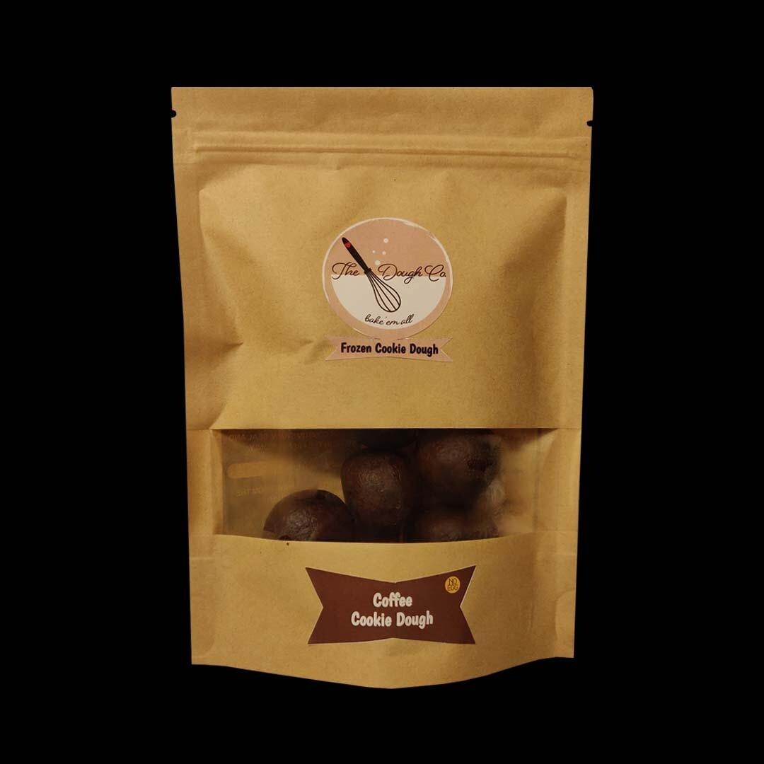 Coffee Cookie Dough