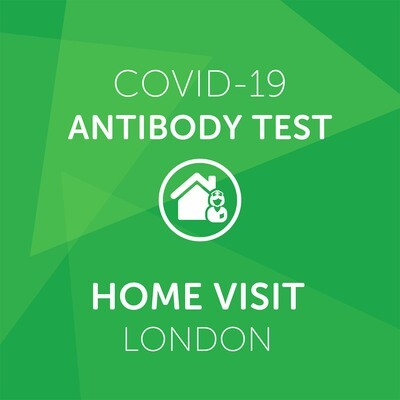 COVID-19 Antibody Test - Home-Visit (London)