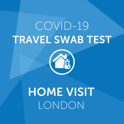 COVID-19 Travel Test - Home-Visit (London)