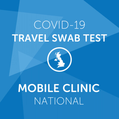 COVID-19 Travel Test - National Mobile Clinic