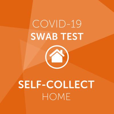 COVID-19 SWAB Test - At-Home