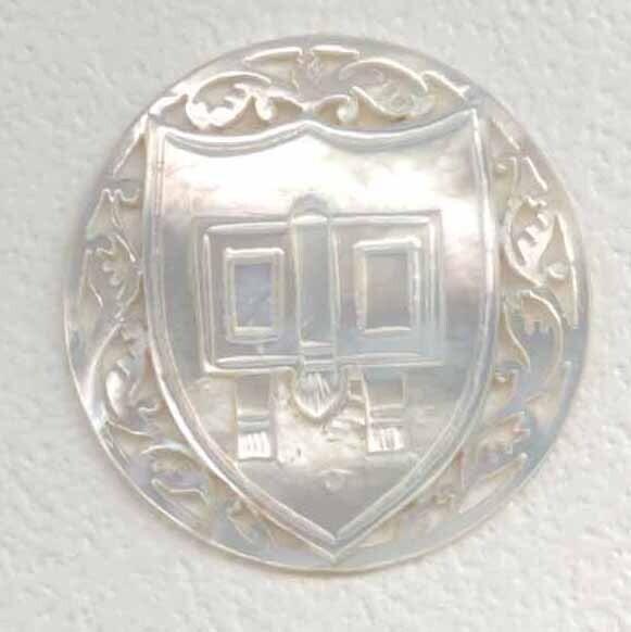 Bethlehem Pearl, Shield and Symbol for Bartholomew