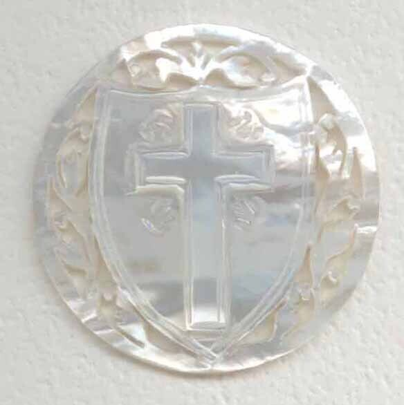 Bethlehem Pearl, Shield and Symbol for St. Paul