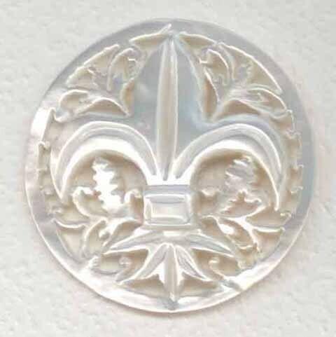 Bethlehem Pearl, Fleur de Lis