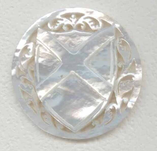 Bethlehem Pearl, Shield and Symbol for Andrew