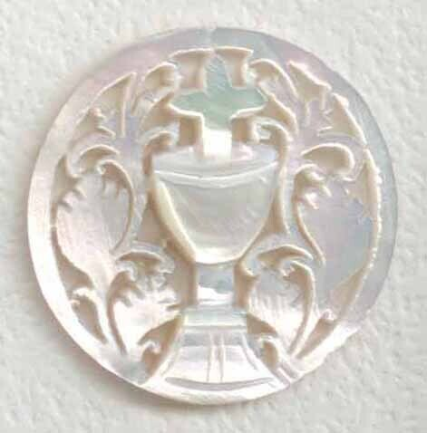 Bethlehem Pearl, Chalice and Cross