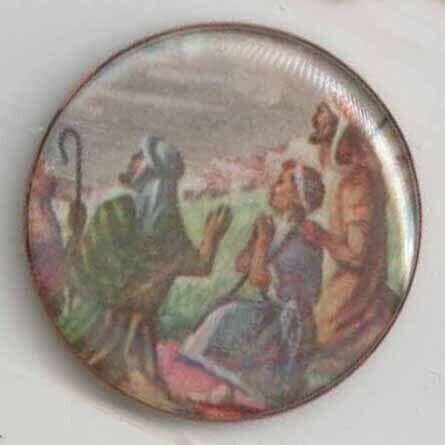 Shepherds, Paper Under Glass, Wessel
