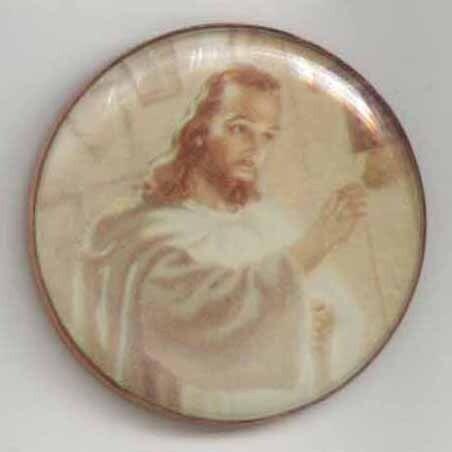 Jesus at the Door, Paper Under